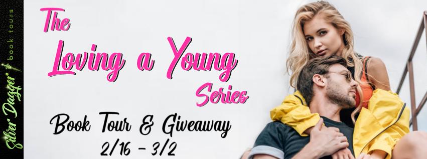 The Loving a Young Series by @StacySEaton #Romance #Reading #mgtab  via @JacqBiggar