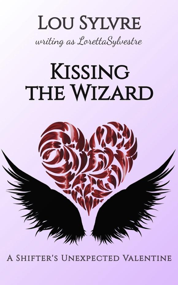 QSFer Lou Sylvre has a new MM fantasy romance out: The Wizard's Kiss.    #queerscifi #announcement #romance #gayromance #fantasy