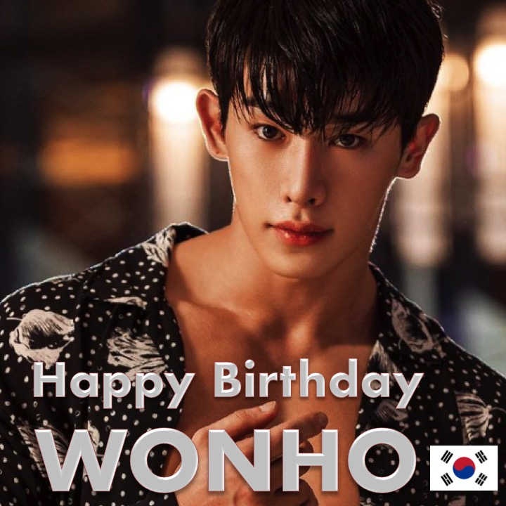 @WORLDMUSICAWARD's photo on wonho