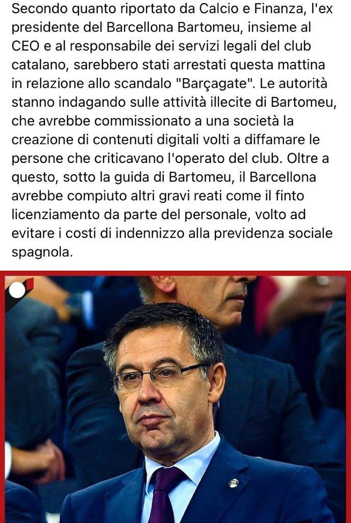 #Bartomeu