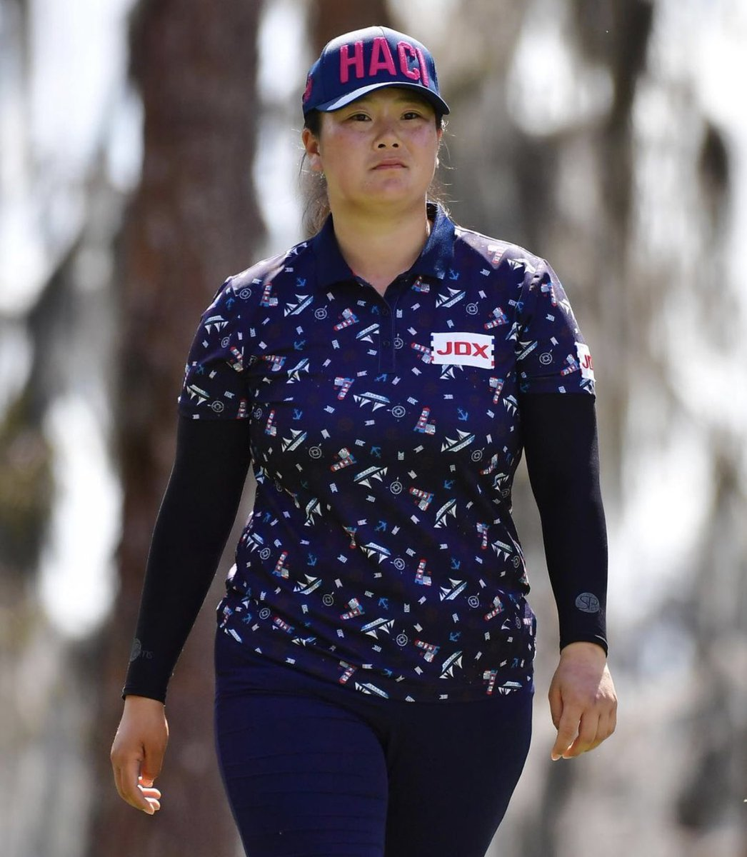 So proud to welcome @LPGA rising star @angelyinlol to the @modestgolf family.   At just 22 Angel has achieved so much in her short career already, competing in two @SolheimCupUSA teams & winning on the @LETgolf at just 17 years old.   Excited to work with you Angel. 📄✍🏼
