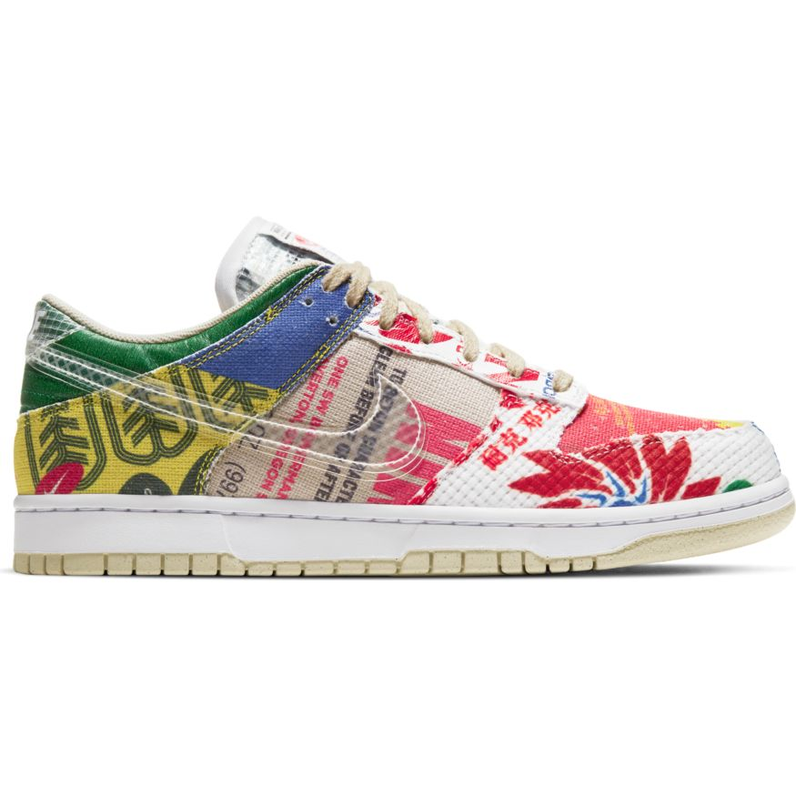 VooStore online raffle live for the Nike Dunk Low SP