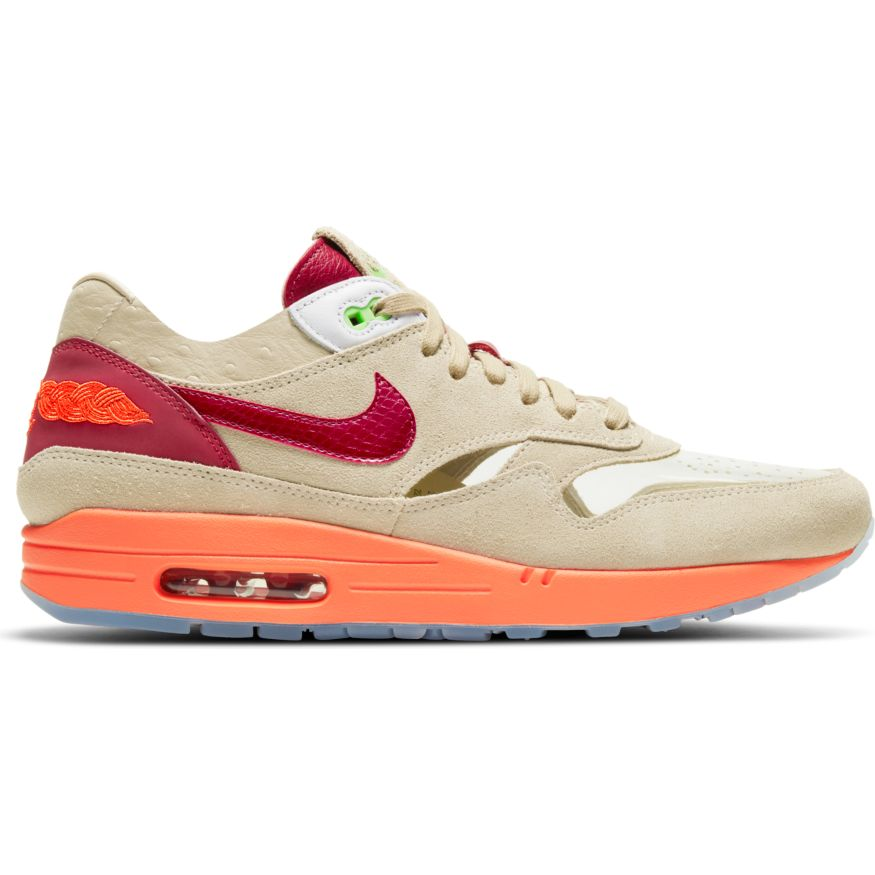 VooStore online raffle live for the Clot x Nike Air Max 1