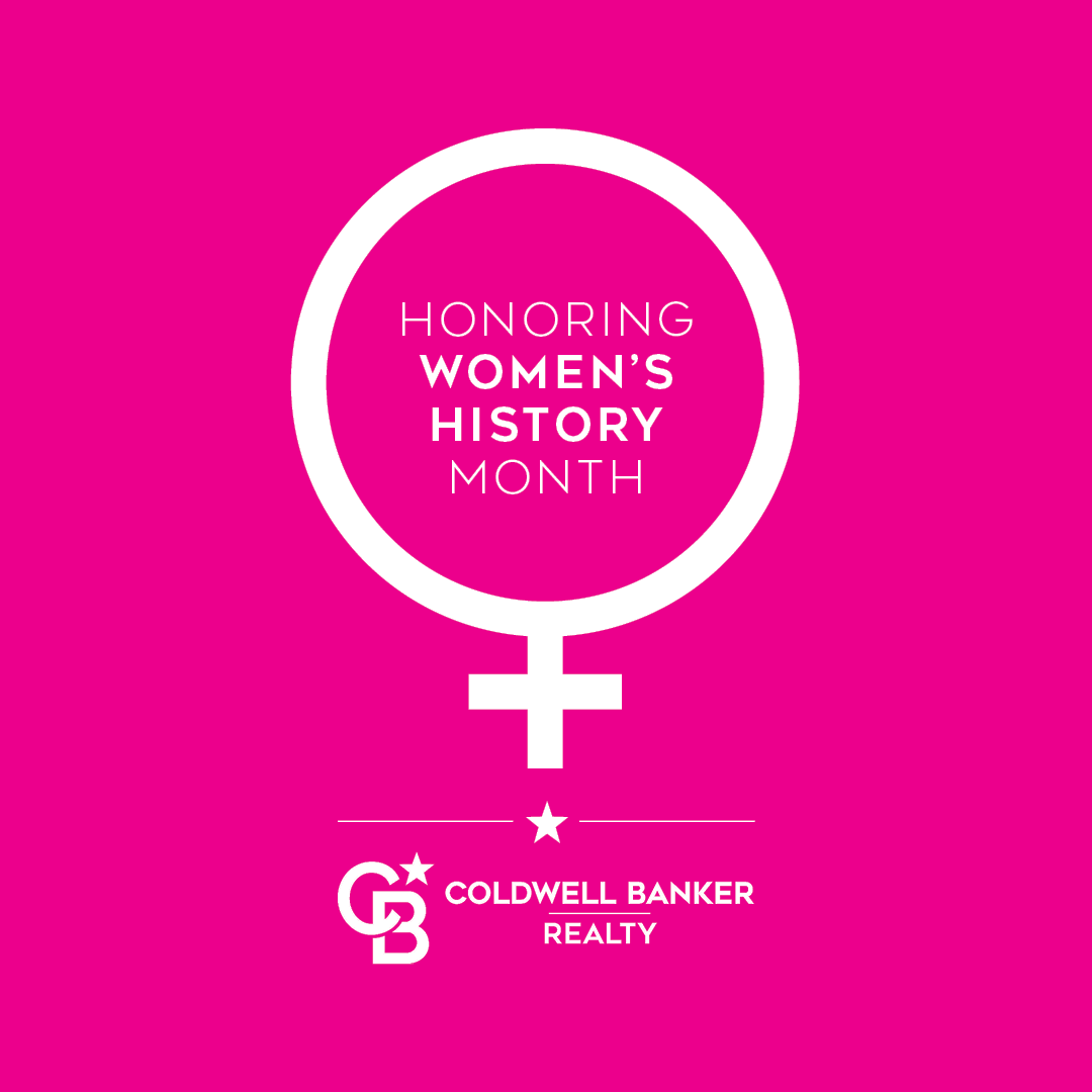 """Happy first day of Women's History Month. """"A girl should be two things: who and what she wants.""""- Coco Chanel #womenshistorymonth #march #cbkatonahbedford"""