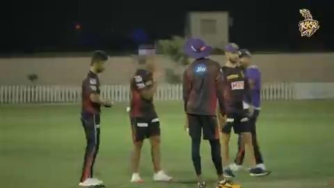 @KKRiders #GuessTheKnight, feat. our wily all rounder 👌🏼  Pehchano Kaun 💬  #KKR #HaiTaiyaar #IPL2021