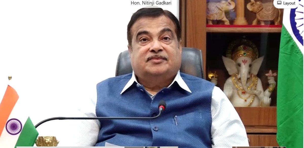 MSMEs contribute to 30% to GDP. We aim for it to reach 40%; and create 5 crore jobs in the next 5 years Hon'ble Shri Nitin Gadkari ji, Minister for Road Transport & Highways; MSMEs, Government of India @nitin_gadkari @minmsme @sudhirmehtapune @aparanjape @Girbane