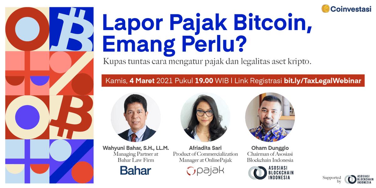 legalitas bitcoin di indonezia 2021