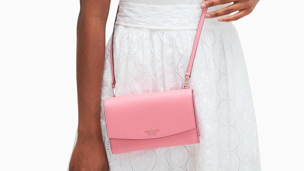 Kate Spade Surprise Deal of the Day  $49!!  4 different colors   Sponsored ad  #Katespade #dealoftheday #fashion #PurseFirstImpressions #mondaymorning #dealsforyou #deals #Laurelwaywinni