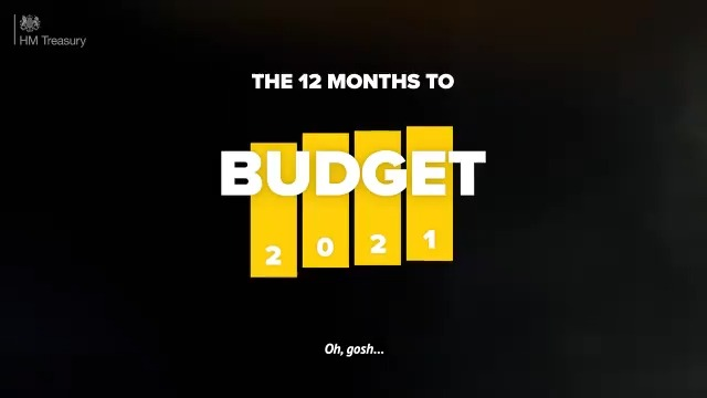 One year ago I was preparing for my first ever Budget.   A lot has happened since then, but the promises that underpin our plan remain unchanged.   Watch below 👇 #Budget2021