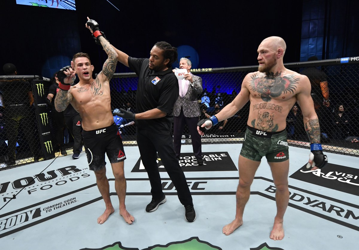 Morning Report: Dustin Poirier targeting summer return  for trilogy bout with Conor McGregor