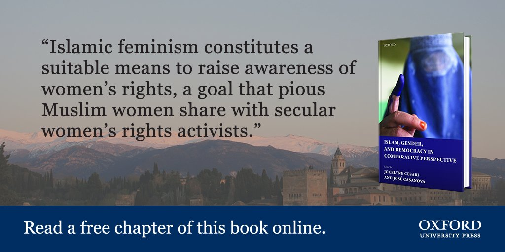 In celebration of #WomensHistoryMonth, explore a free chapter by Susanne Schröter to uncover the history and foundations of Islamic Feminism:
