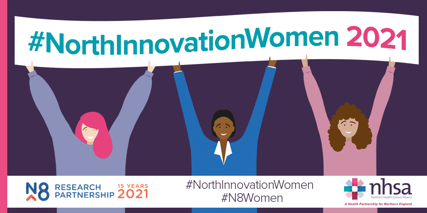 Were lucky @NewcastleHosps is full of #N8Women #NorthInnovationWomen including @ParejaCebrian – our director of infection prevention & control & @TinkleLin our NMAHP research lead. There are so many more & theres still time to nominate @The_NHSA here ⬇️ bit.ly/3uKelnZ