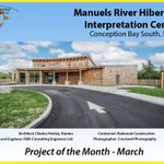 Image for the Tweet beginning: Project of the Month March-
