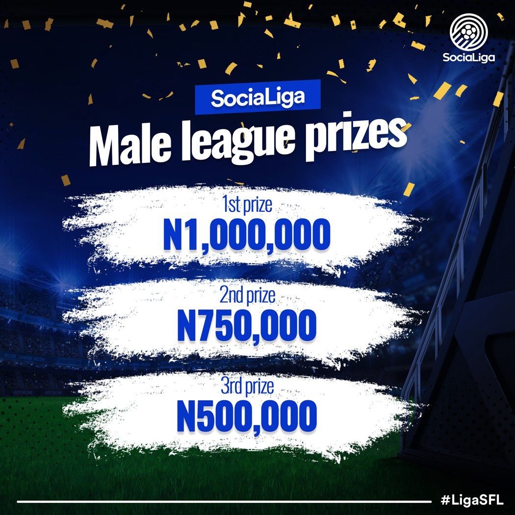 What's better than #400k? Spending less to win more next season in Nigeria's most technical league, the #LigaSFL.   #MondayMotivation