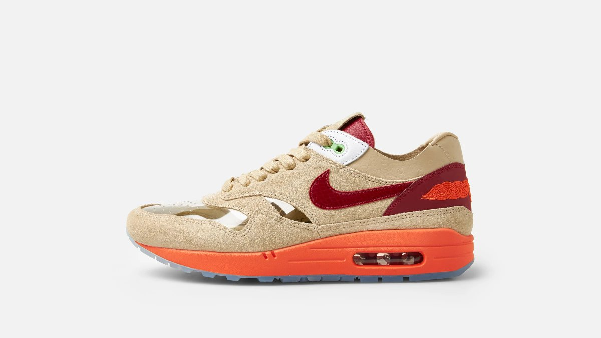 END online raffle live for the Clot x Nike Air Max 1