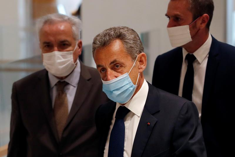 Former French President Nicolas Sarkozy Found Guilty of Corruption, Sentenced to One Year in Prison