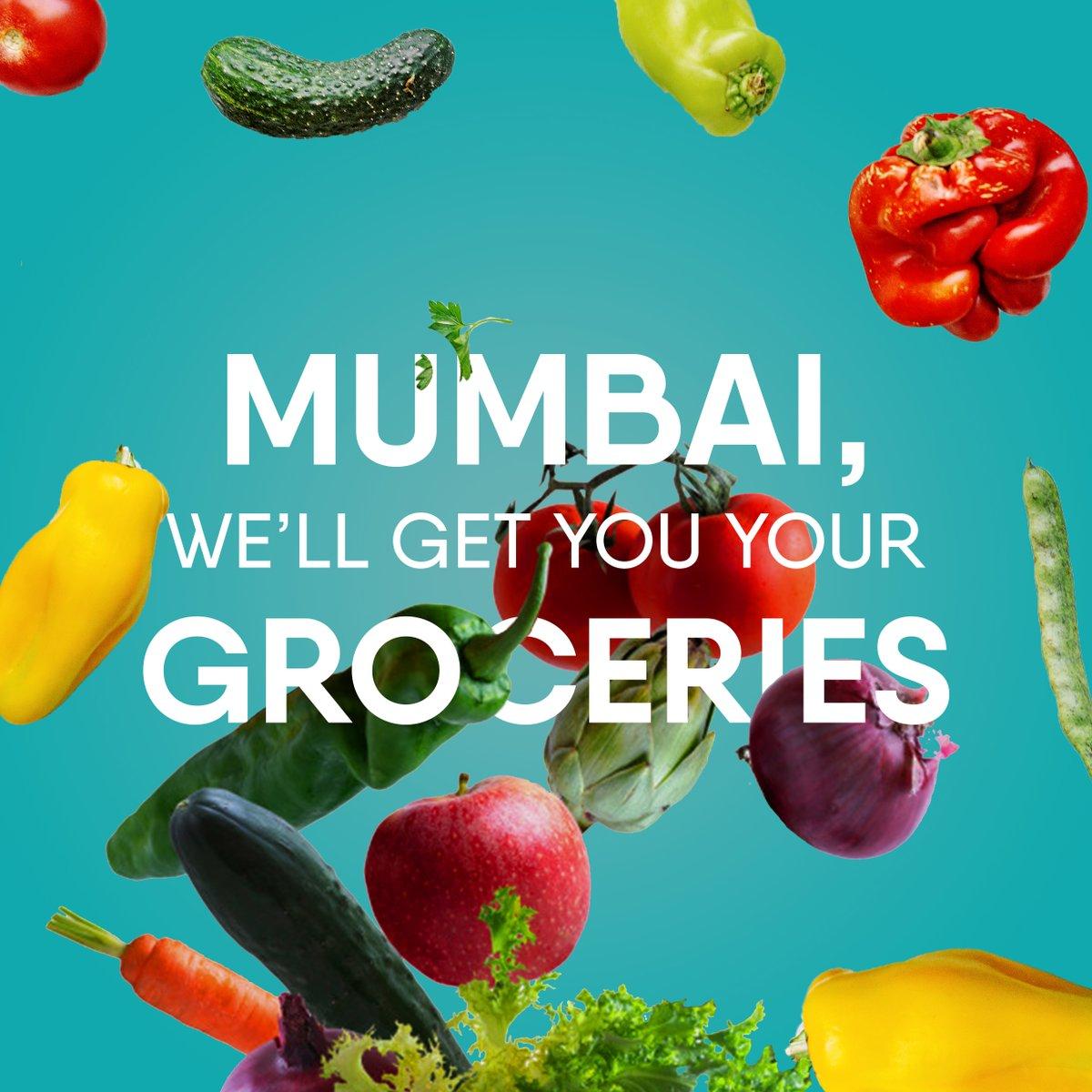 Kasa-kai Mumbai! Join the ride to get your groceries at your doorstep only on India's latest online shopping destination YesGenie! #WishKarkeTohDekho  #mondaythoughts #Mondayvibes #mumbai #onlineshopping #groceries