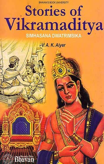 Stories of Vikramaditya #Children #Story #Books   A collection of 32 stories told abt King #Vikramaditya of Ujjain by statuettes adorning d throne found by King Bhoja. Learned King #Bhoja goes on a hunt where he comes across a shepherd who utters wise words