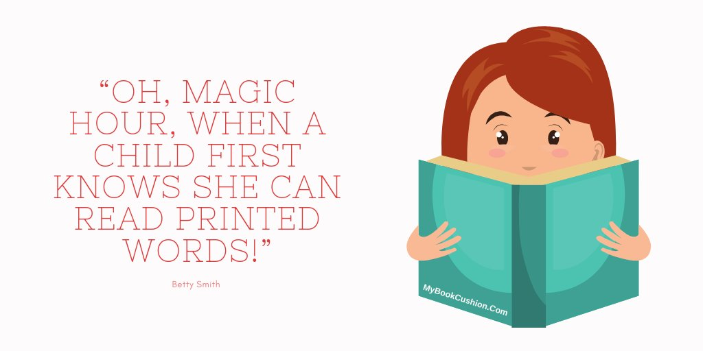 """""""Oh, magic hour, when a child first knows she can read printed words!""""  Check out top rated #Free and #Discounted #kindle here:  📚💕  📚💕  #amreading #books"""
