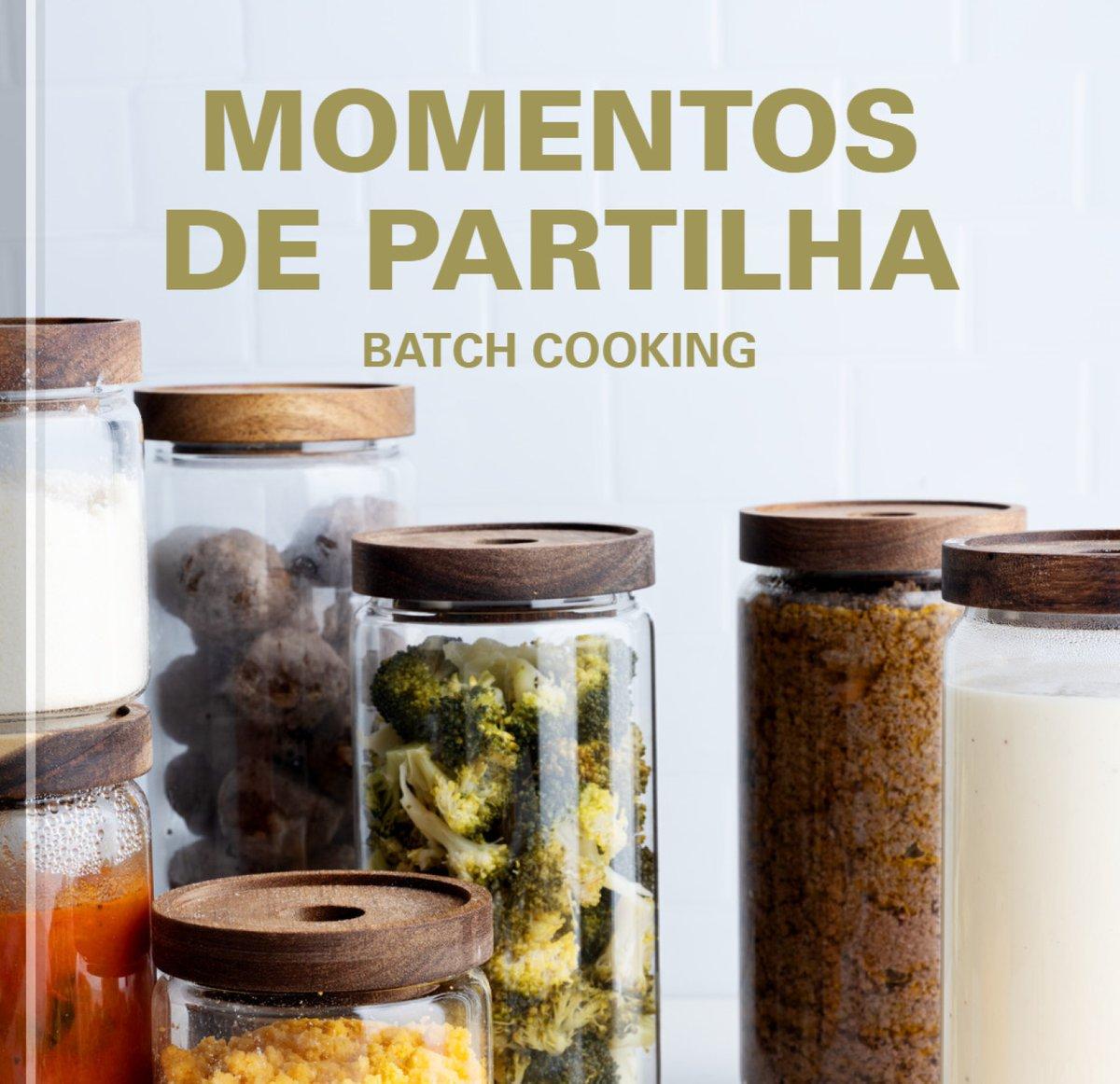 "Cookidoo®: Colecção ""Momentos de Partilha - Batch Cooking"" #bimby #thermomix #bimbyworld #truecooks #yougottaeatthis #foodstagram #yum #foodphotography #foodbloggers #instayum #instafood #food #homecooking #foodpics #foodlover #eatstagram #portuguese #po"