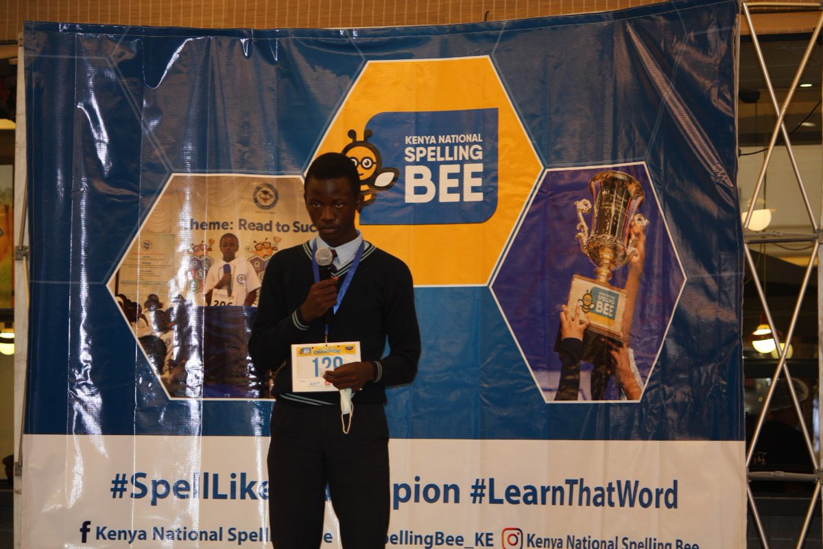 We would also like to thank all our partners; @tv47ke, Educate Yourself, @kentainers, @KenafricInd  & @WestgateMallKe for awarding the Spellers handsomely.  Stay tuned for the next competition coming soon🤓.   #SpellLikeAChampion https://t.co/VQFx41ANwr