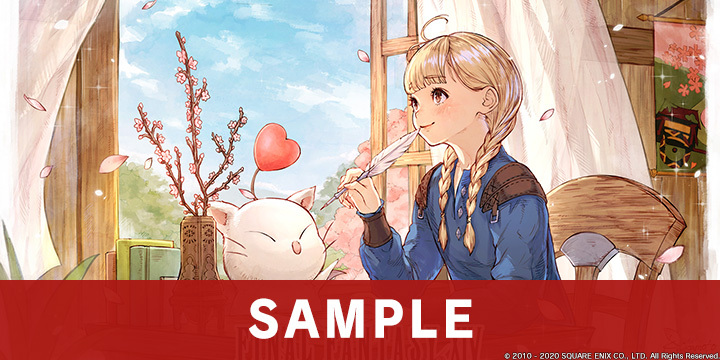 A new #FFXIV Valentione's & Little Ladies' Day wallpaper has been added to the FINAL FANTASY Portal App! 📱💗🌸  Log in, earn points, and redeem it before March 31! iOS:  Android: