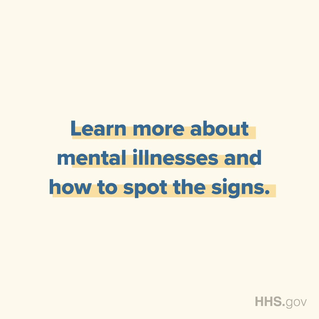 #Depression, #Anxiety, and #Schizophrenia are three of the most-searched mental illnesses online. Learn how to spot signs of struggle so you can tell when it's time to take action:  #MentalHealth #MentalHealthAwareness
