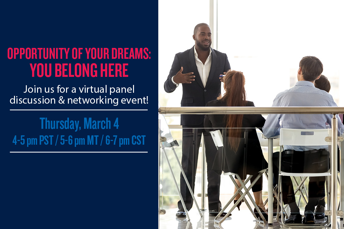 Your ideas, background and experience make a difference. Connect with @AmFam sales leaders covering our Western Region (WA, OR, ID, NV, UT, AZ, CO) and discover how you can become a business owner, community leader and dream protector! RSVP:  #iWork4AmFam