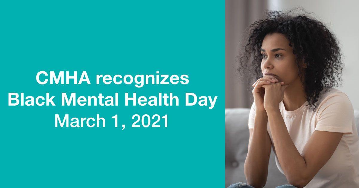 It's #BlackMentalHealthDay. Visit the Legislative Assembly of Ontario website to learn more about Bill 178 and Black Mental Health Day:  #mentalhealth  #MentalHealthMatters #MentalHealthAwareness