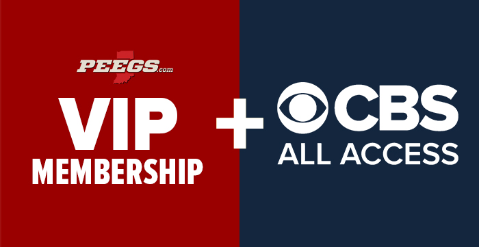 Ends Wednesday --> SALE: 50% off  and access to Paramount+ (CBS All-Access):  #iubb #iufb