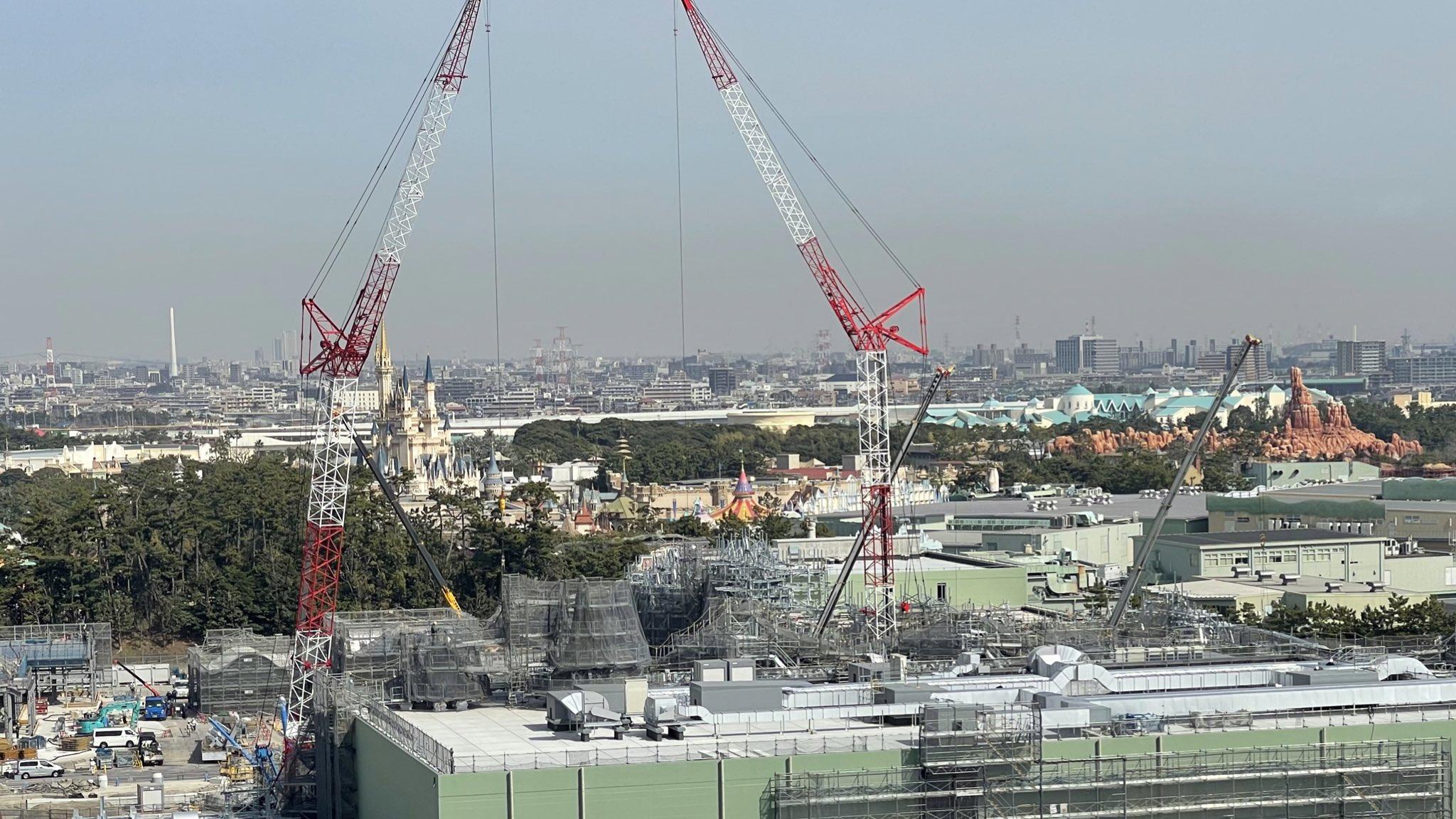 Extension du Parc Walt Disney Studios avec nouvelles zones autour d'un lac (2022-2025) EvZkcIjUcAIJAyp?format=jpg&name=large