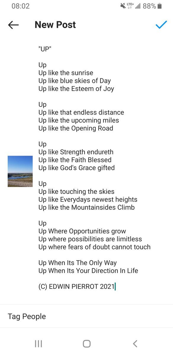 """""""UP""""  When in life its the only direction that you can go no matter what you face or what you go through each and everyday.  #Poetry #Songwriting #Poem #CountryMusic #inspiration #Motivation #mondaymotivation #GoodMorning #PracticeWhatYouPreach #PracticeWhatYouTeach"""