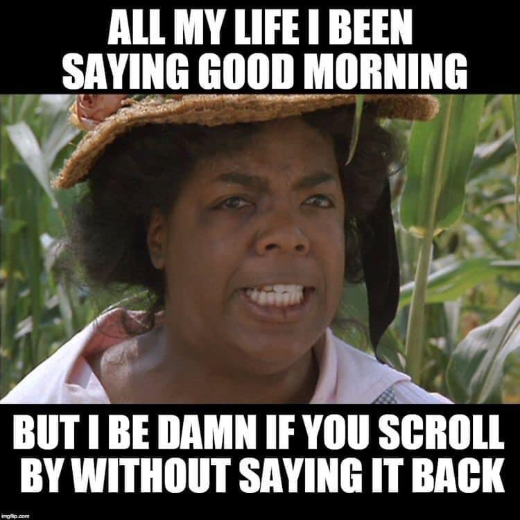 Good Morning Y'all!!!   #perkinsfinancialconsultant #goodmorning #love #instagood #instagram #goodvibes #morning #like #photography #photooftheday #follow #buongiorno #nature #breakfast #beautiful #picoftheday #happy #bomdia #coffee #life #likeforlikes #sunrise