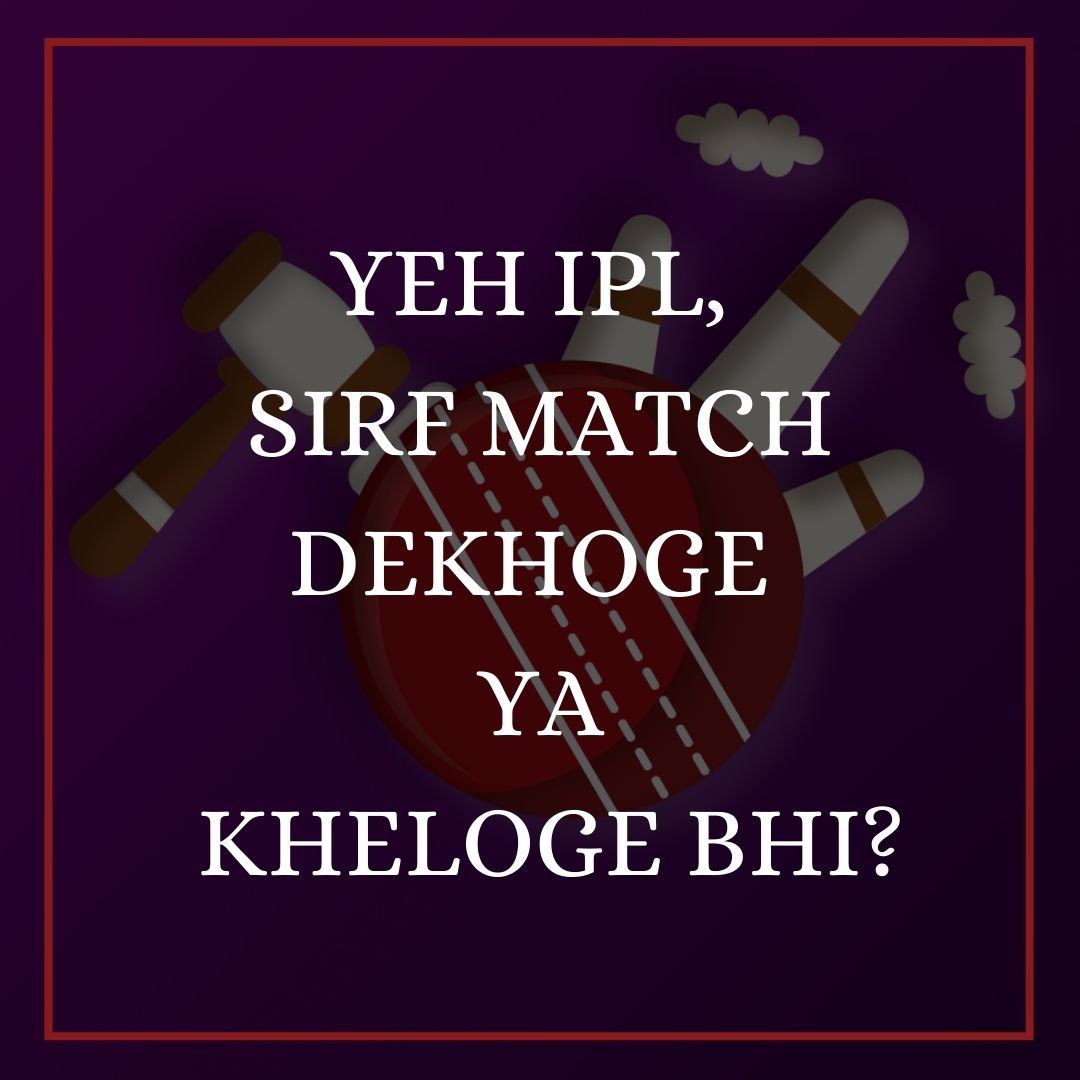 Why to just be a viewer when you can be an active participator? Stay tuned for more details. . . . #IPL #IPLAuction #KhelAuctionIpl #CricketAuction #PlayerAuction #PlayerAuction2021 #PlayerAuctionIpl2021 #IndianStartup #MadeInIndia #GamingStartup #CricketLeague #OnlineAuction