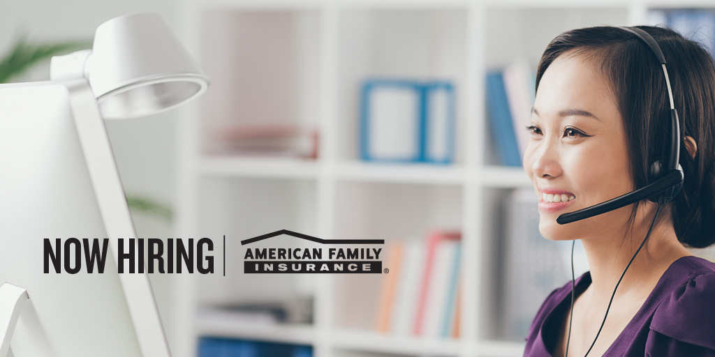 For 90+ years, we've made it our mission to protect our customers' dreams. @AmFam is a strong, forward-looking company and proven industry leader. Want to make a difference?  Commercial Farm/Ranch Product & Program Consultant | #RemoteWork  #iWork4AmFam