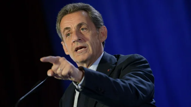 JUST IN: Former French President Sarkozy sentenced to prison hill.cm/qiwSq9S