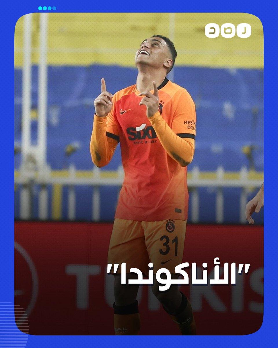 """""""امسك به إذا استطعت"""" مصطفى محمد لاعب الشهر في تركيا بعد تحقيقه للعلامة الكاملة"""