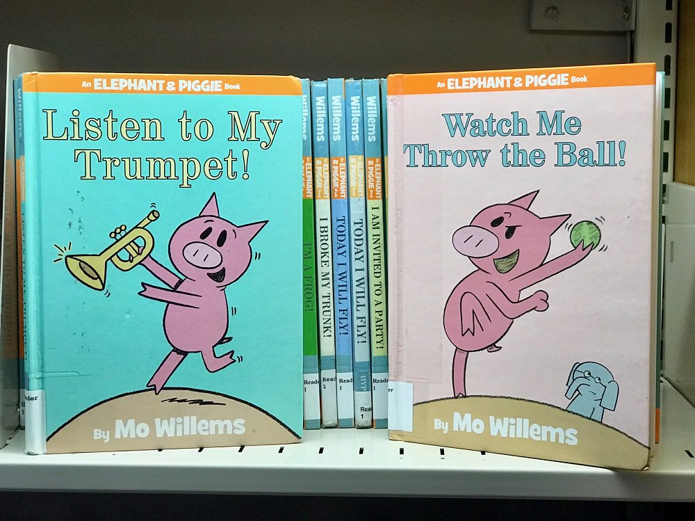 Join us online on Saturday, March 6 at 11 a.m. as the @MiChiMu crew brings your favorite Mo Willems duo, Piggie and Gerald, to life in this fun medley of stories. Space is limited. Register online at https://t.co/kHwBiljnFX. https://t.co/jiNRCfhzFe