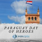 Image for the Tweet beginning: #Paraguay celebrates National Day of