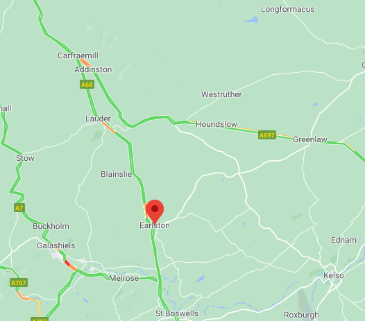 test Twitter Media - NEW❗️⌚️14:45  #A68 near Earlston  Reports of cows on the road. Please #TakeCare - you may need to moooove over on approach🐮  @SETrunkRoads @scotborders https://t.co/46sAXnKgqX