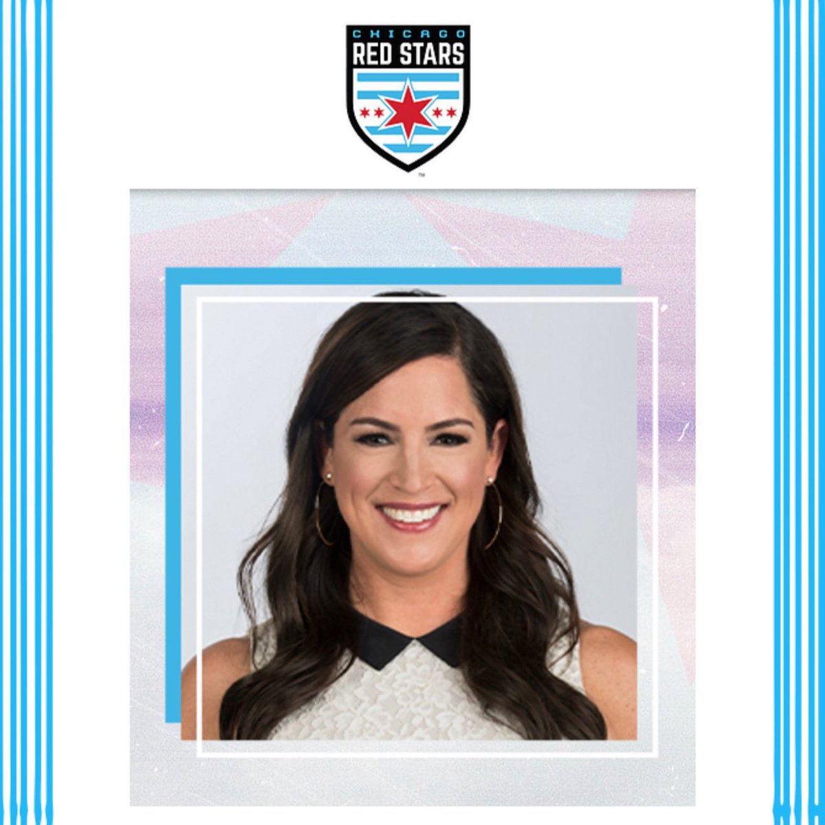 It's finally here! Announce day! I'm so proud & excited to share that I'm part of the new ownership group for the @ChicagoRedStars of the @NWSL, a team I've cheered on for years. I never could've dreamed I'd have the opportunity to be the owner of a pro sports team...WILD. (1/)