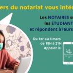 Image for the Tweet beginning: 📱 #Étudiants en #droit, le