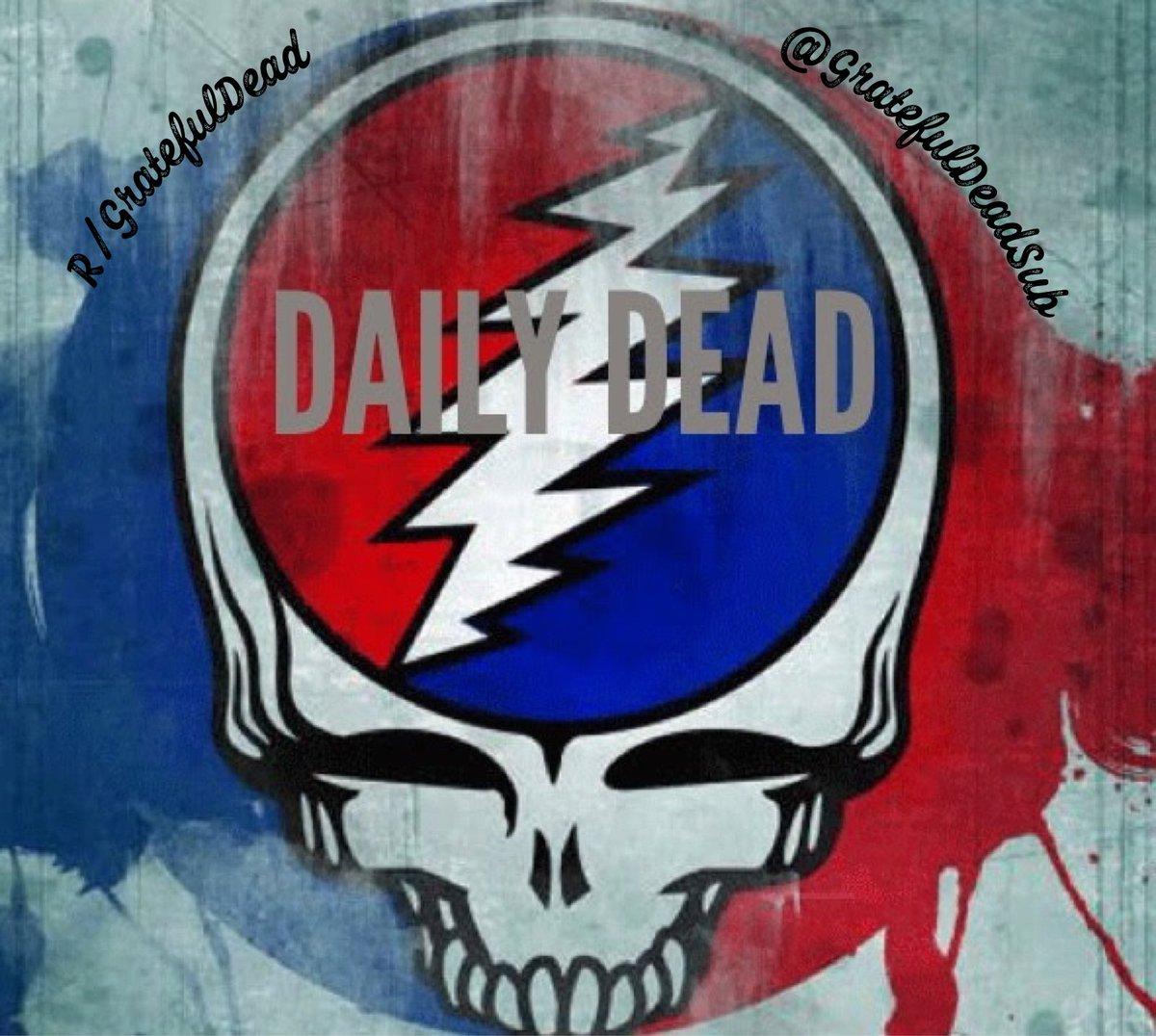 ~DAILY DEAD~ (3/1/69) Fillmore West, SF, CA. @GratefulDead #GratefulDeadSub (archive.org/details/gd69-0…)