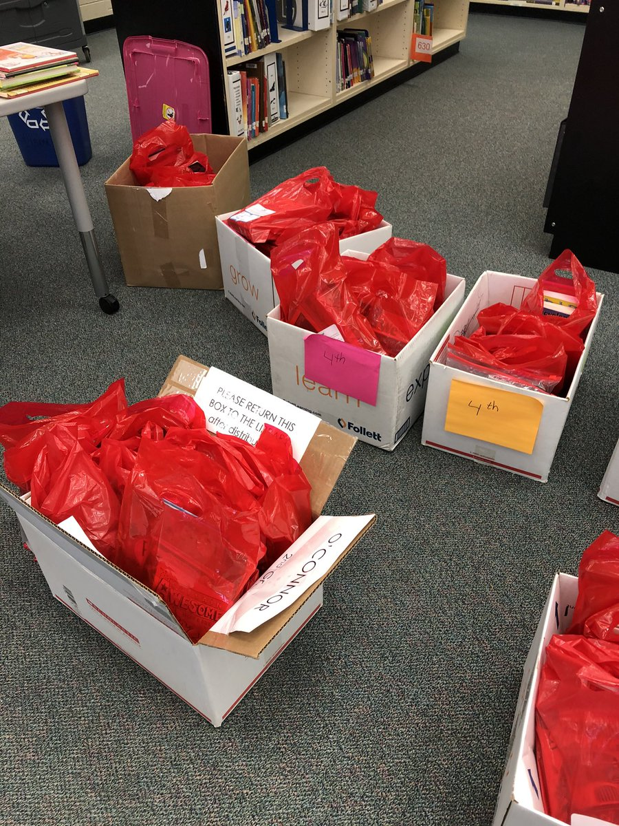 Books and more books and red bags for every grade of <a target='_blank' href='http://twitter.com/BarcroftEagles'>@BarcroftEagles</a>!!!  Celebrate <a target='_blank' href='http://search.twitter.com/search?q=ReadAcrossAmerica'><a target='_blank' href='https://twitter.com/hashtag/ReadAcrossAmerica?src=hash'>#ReadAcrossAmerica</a></a> week with new books. Monday afternoon 4/1, from 3-5pm at school. <a target='_blank' href='http://twitter.com/GabyRivasAPS'>@GabyRivasAPS</a> <a target='_blank' href='http://twitter.com/Cornacchio4th'>@Cornacchio4th</a> <a target='_blank' href='http://twitter.com/MsErraPreK'>@MsErraPreK</a> <a target='_blank' href='http://twitter.com/teachnpe'>@teachnpe</a> <a target='_blank' href='http://twitter.com/APSVirginia'>@APSVirginia</a> <a target='_blank' href='http://twitter.com/APSLibrarians'>@APSLibrarians</a> <a target='_blank' href='http://twitter.com/krumbiegelgirl'>@krumbiegelgirl</a> <a target='_blank' href='http://twitter.com/laurakcooke'>@laurakcooke</a> <a target='_blank' href='https://t.co/bskx9b2UwB'>https://t.co/bskx9b2UwB</a>