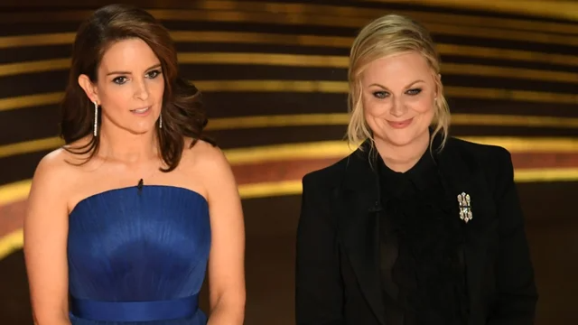 WATCH: Tina Fey, Amy Poehler swipe at lack of diversity in Golden Globes monologue hill.cm/7gIjsS5