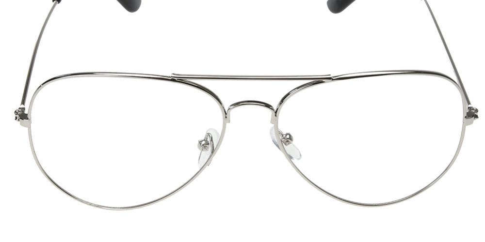 #shades #cool Men's Metal Pilot Style Glasses Frame