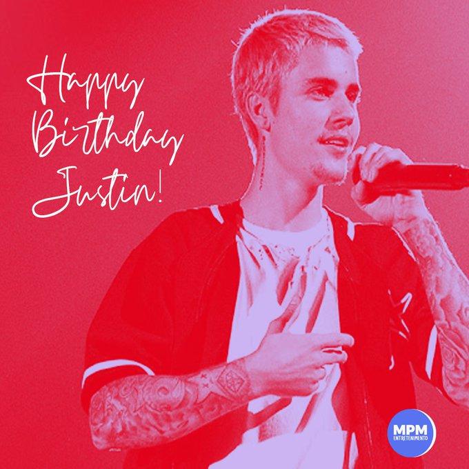 Hoje é niver dele!! Hoje o Justin Bieber completa 27 anos, Happy Birthday