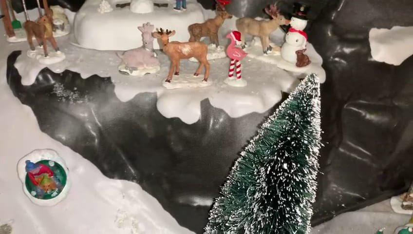 @MyXmasVillage   #MyChristmasVillage #lemax #christmasvillage #christmas #modelvillage
