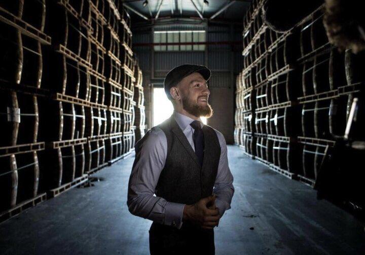 💰🍾 McGregor vende su marca de whiskey por 154 millones de dólares      #McGregor l  #UFC