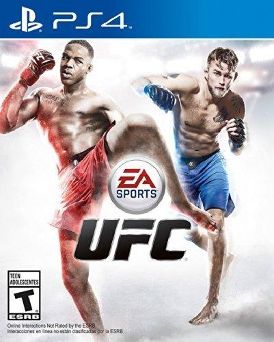The gloves are on and so is the mixed martial art fighting so make opponents submit in EA Sports UFC #play #playstation #playstation4 #games #ufc